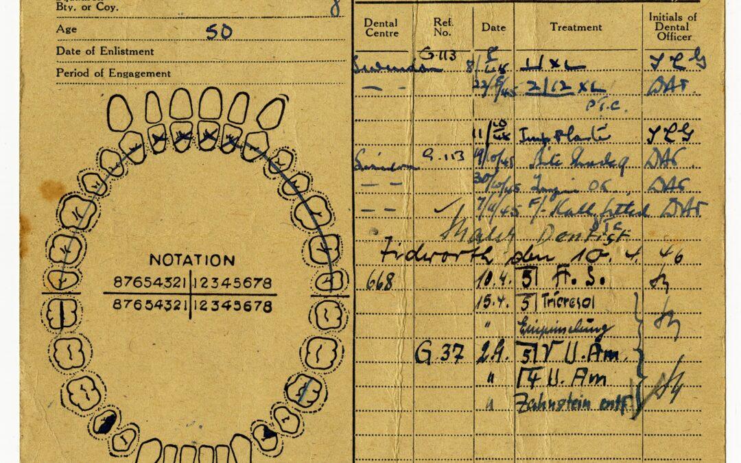 Ärztliche Versorgung und Zahnbehandlung